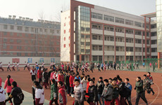 今年新城区新建扩建大发大发北京快3北京 快3学校 7所 增加学位1850个