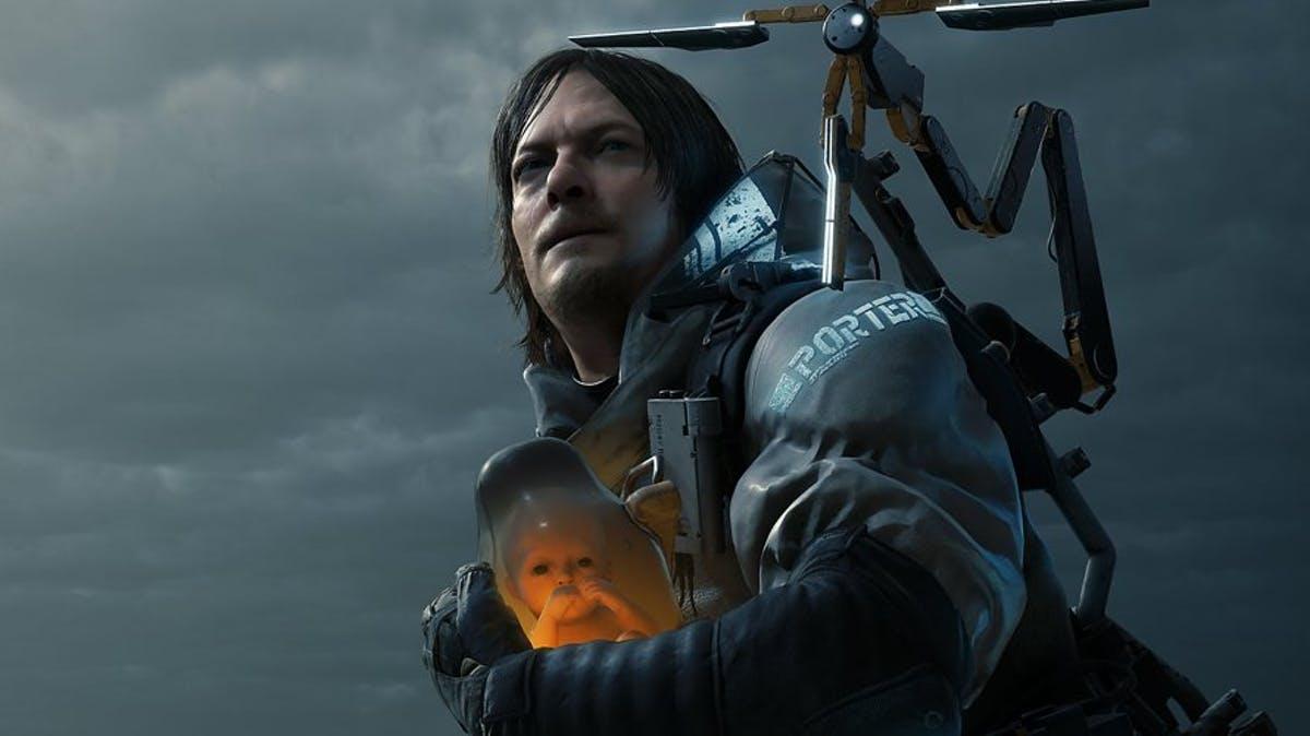 小岛透露PS4新作《死亡搁浅》剧情将会横跨美国