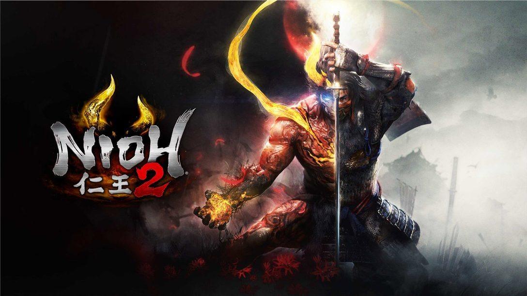 光荣暗黑动作游戏《仁王2》公布新主视觉及画面