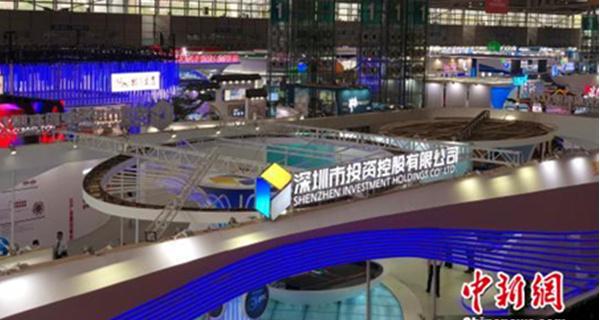 深圳房博会开幕?展览面积超3万平方米规模为十年之最