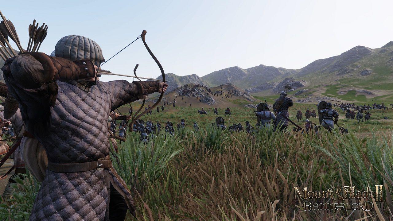 中世纪游戏《骑马与砍杀2》最新情报 PC版明年3月抢先体验