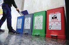 西安垃圾分类知晓率调查 超九成市民支持垃圾分类
