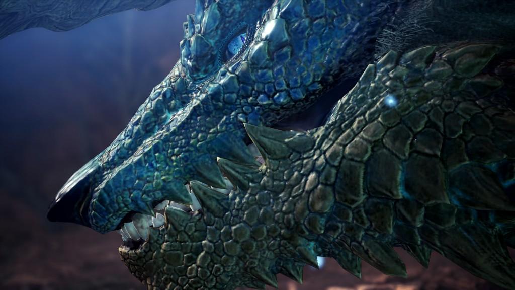 来了!《怪物猎人世界:冰原》雷狼龙正式登场