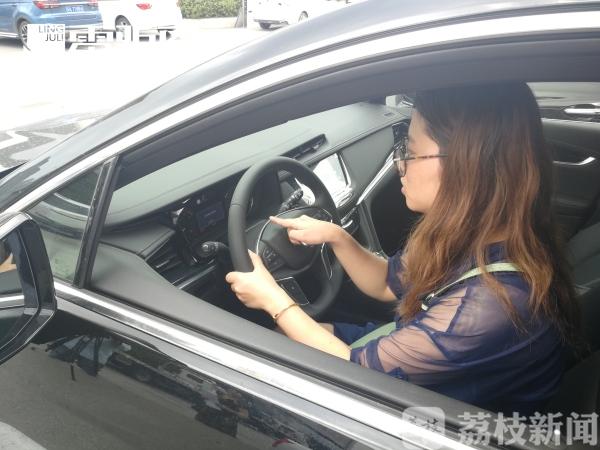 """南京一车主新买的凯迪拉克_刚开了70公里就""""趴窝""""?"""