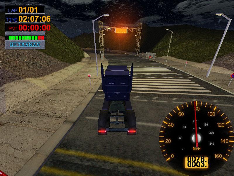 史上最烂竞速游戏《大货车极限竞赛》也来搞重制