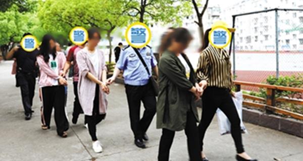 广州天河警方侦破特大考试团伙作弊案 抓捕186人