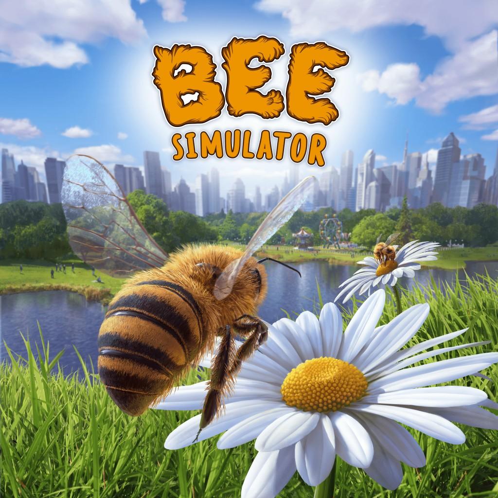 游戏《模拟蜜蜂》:从小小的眼睛探索这个大大的世界