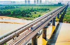 西安北至机场城际铁路试行票价公布 起步价2元4公里