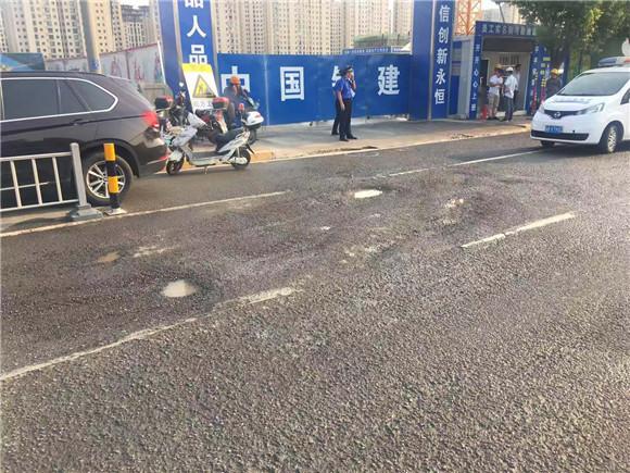 """江北区从""""保护协议""""开始打造市政设施管理闭环"""