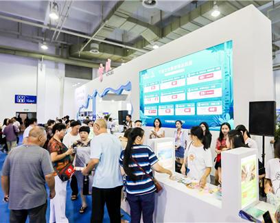 2019宁波国际旅游展周末人气火爆