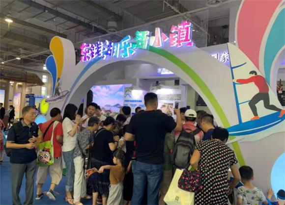 """东钱湖——""""网红""""聚人气,展销双丰收"""