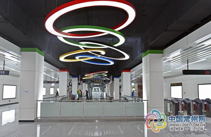 常州奥体中心网球场_常州地铁1号线开通在即 城市迎来发展新变化_江苏频道_凤凰网