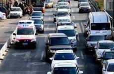 西安交警联合西安急救中心打造急救生命绿色通道