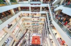 上半年西安引入各品牌首店84家 商业综合体已达90家