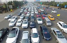 西安市机动车禁止使用反光材料设置车身外侧广告