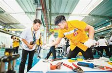 780名选手同台竞技 铁路职业技能竞赛本月开展