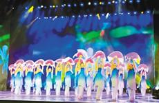 陕西省群众文化节暨全省广场舞展演圆满举行