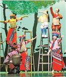 舞剧《腊·景迈》讲述时代变迁