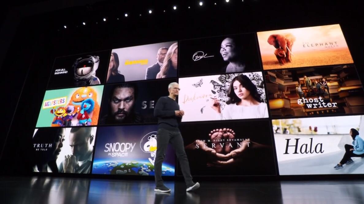 2019苹果发布会:iPhone11系列手机与游戏订阅服务Arcade