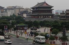 西安跻身中秋节全国热门旅游城市热度榜第三名