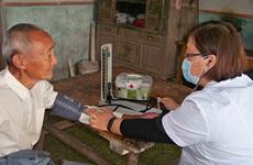 陕西实施健康扶贫工程 确保贫困群众基本医疗有保障