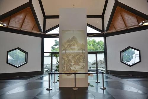 传统与未来 画屏特展在苏博开展