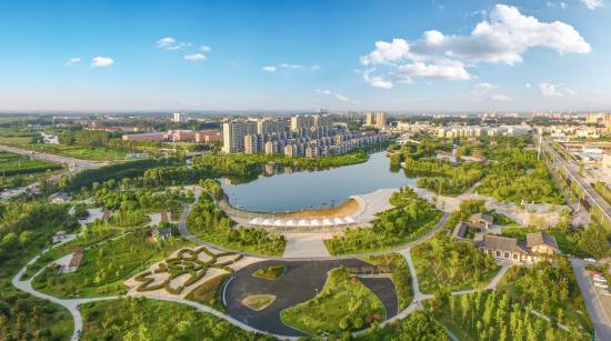 安徽泗县:和谐宜居 描绘城市底色