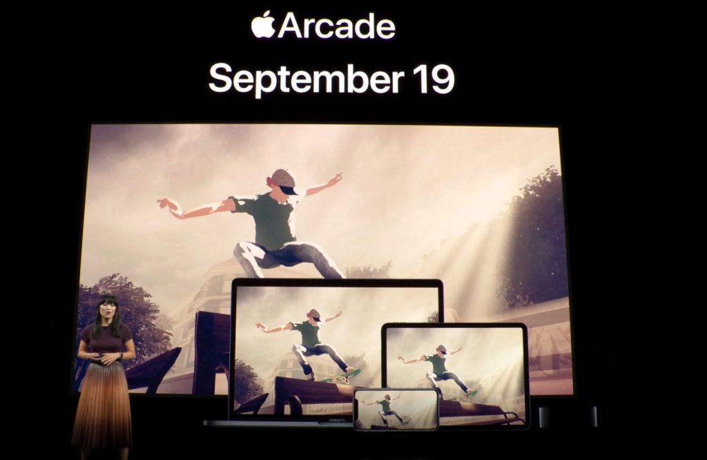 苹果游戏订阅服务Arcade下周上架 月费4.99美元 首月免费