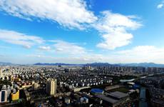 """西安收获空气质量""""五连优"""" 追平历史最佳纪录"""