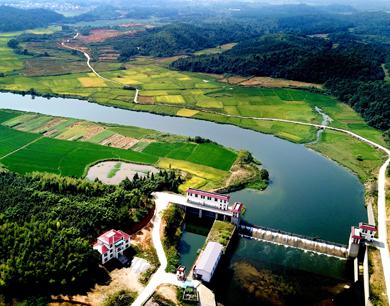 河闸惠二市 沿河保安居
