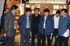 水利部工作组赴安康检查指导汉江秋汛防御工作