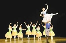 欧洲风情闪亮西安舞台 各国艺术家演绎丝路友谊