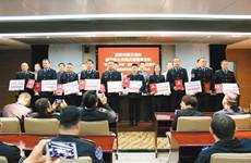 百日无违法 200名公交车司机和出租车司机受表彰