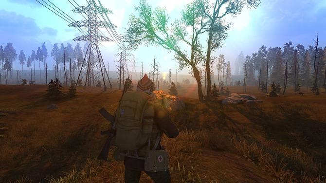 Steam开放世界游戏新作《潜行者》今年秋季推出