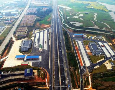 昌九高速国庆节前通车