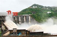 安康应战入汛最大洪水 入库流量达15700立方米/秒