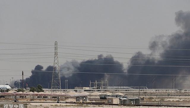 专家:沙特油田遇袭严重性不亚于珍珠港事件