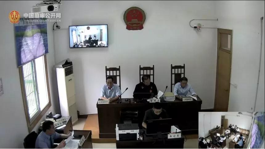"""""""跨国红娘""""被判2年!岳西法院审理首起涉外刑事案件"""