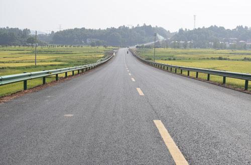 杨宣公路规划图
