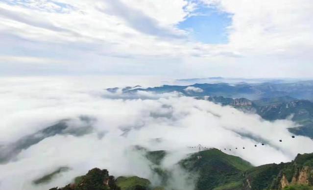 """盛景太行""""让世界发现云台山之美"""