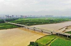 西安启动渭河Ⅲ级防汛应急响应 立即撤出滩区人员