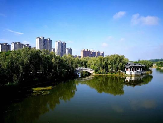 安徽泗县:坚持生态绿色发展 筑牢生态保护屏障