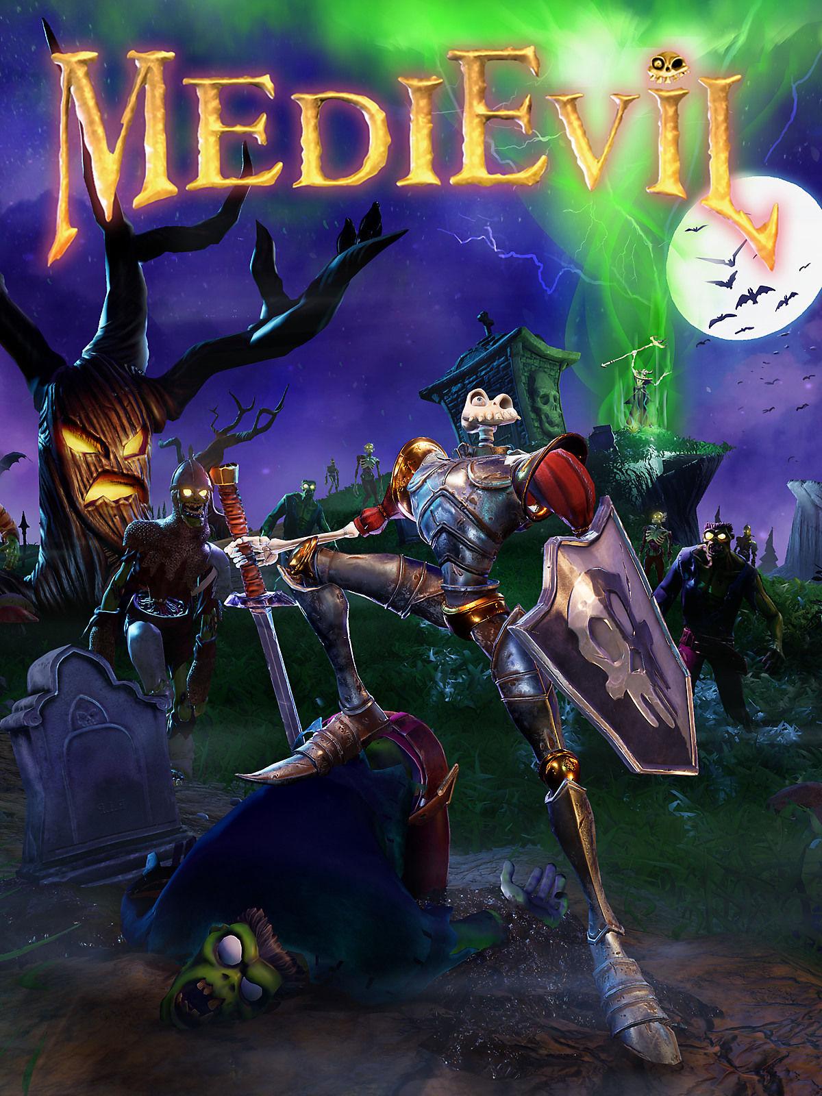 《骷髅骑士》经典重制版PS4今日起开放限时试玩