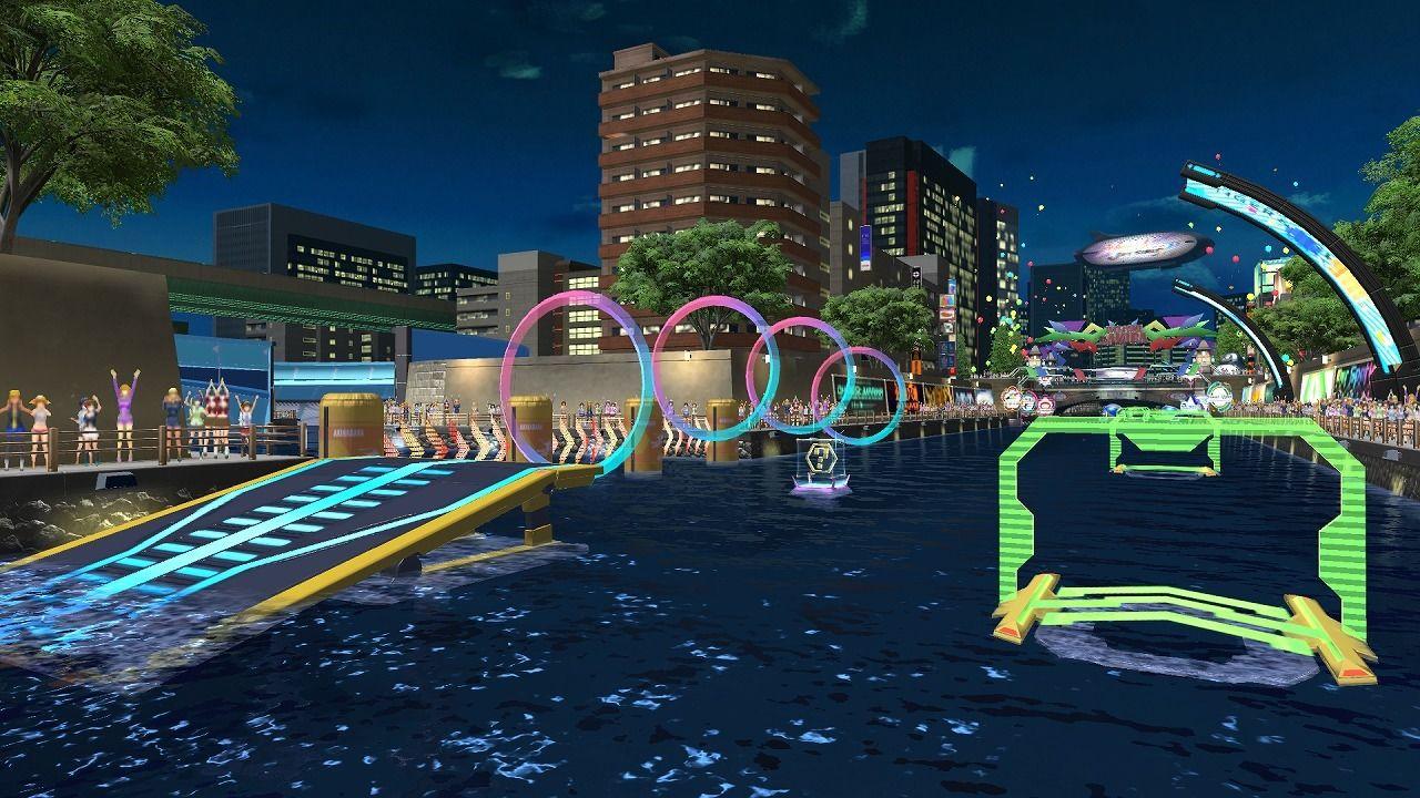 PS4独占游戏《神田川JetGirls》2020年1月发售