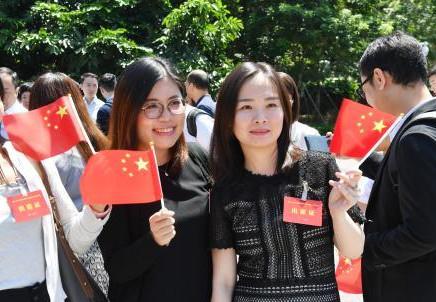 港澳地区青联委员汇聚深圳学习交流