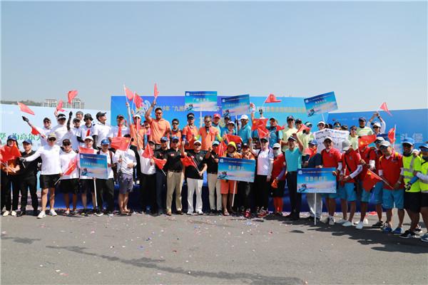粤港澳大湾区帆船赛于珠海开幕 增设IRC级别拉力赛