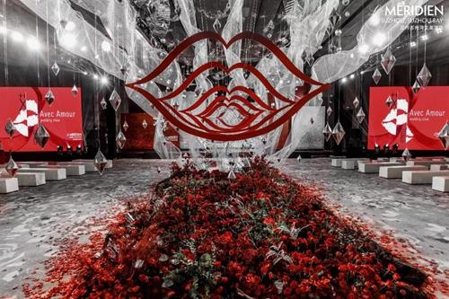 """国庆期间预定苏州湾艾美酒店婚宴生日宴可享""""锦鲤套餐"""""""