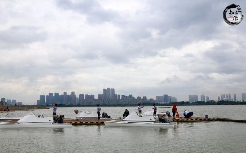 蚌埠水上运动中心(查亚栋/摄影)