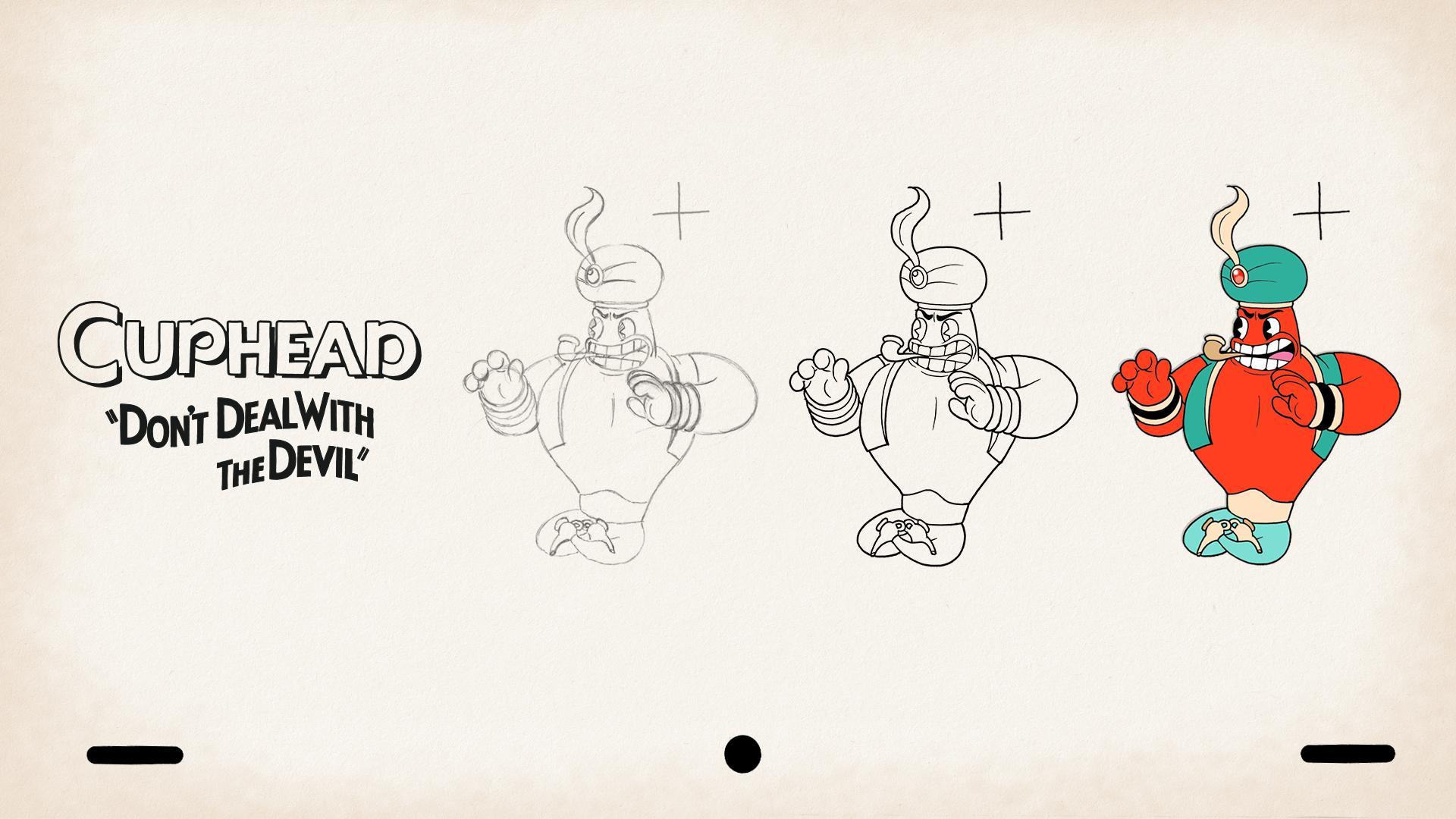 《茶杯头》发售两周年StudioMDHR发布游戏主题壁纸