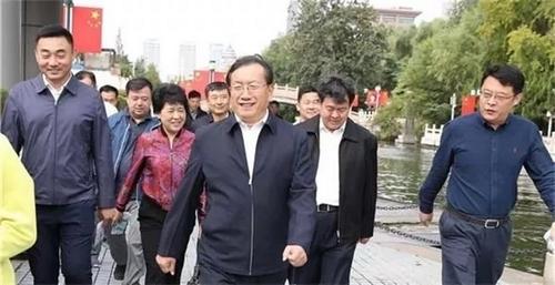 步行7公里:一位市委书记的不寻常调研
